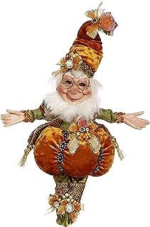 Mark Roberts Halloween Treat Pumpkin Elf SM 10 Inch 51-96882, 1 Each
