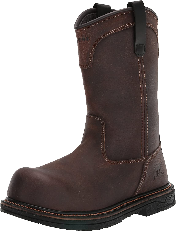 Irish Setter mens Framington Manufacturer OFFicial shop Construction Discount mail order US Brown 9.5 Shoe