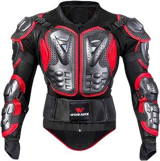 Per Chaqueta de Armadura Hombre para Motocross Esquí CS y