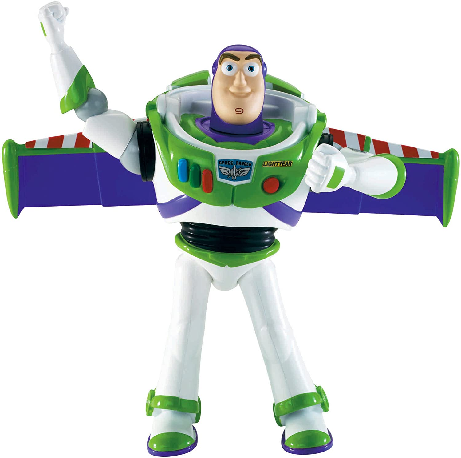 Toy Story Deluxe Talking Buzz Lightyear Figure