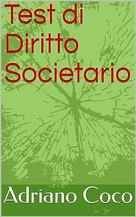 Test di Diritto Societario