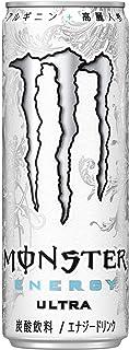 〔飲料〕 アサヒ モンスター ウルトラ 355缶 1ケース (1ケース24本入り) MONSTER (355ml・350)