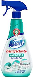 Desinfectante Multiusos Asevi Gerpostar Plus 750ml
