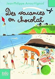 Histoires des Jean-Quelque-Chose (Tome 4) - Des vacances en chocolat (French Edition)