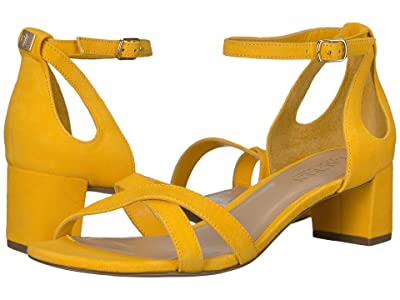 LAUREN Ralph Lauren Folly (Sunflower Suede) Women