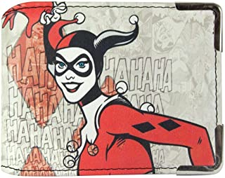 DC Comics Harley Quinn Mini Purse ID Holder