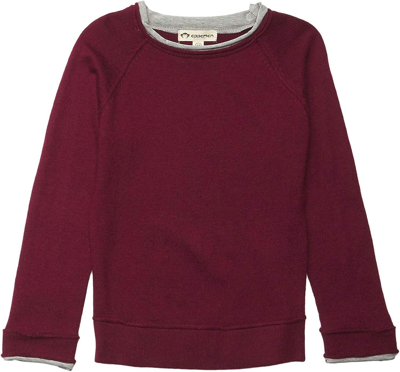 Appaman Kids Boy's Jackson Roll Neck Sweater (Toddler/Little Kids/Big Kids)