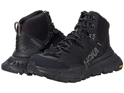 Hoka One One Tennine Hike GORE-TEX(r) (Black/Dark Gull Gray) Men