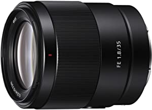 $629 » FE 35mm F1.8 Large Aperture Prime Lens (SEL35F18F) (Renewed)