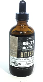 18.21 Japanese Chili & Lime Bitters 4oz