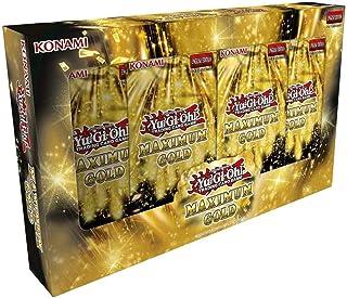 Yu-Gi-Oh MGTB Maximum Gold Tuckbox