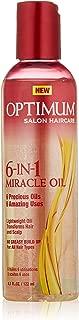 Softsheen Carson Optimum Care Miracle Oil 6-N-1 Miracle Oil, 4.1 oz