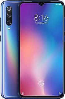 Xiaomi Mi 9 Xiaomi Mi 9 Dual SIM - 128GB, 6GB RAM, 4G LTE, Blue – International Version - Blue (Pack of1)