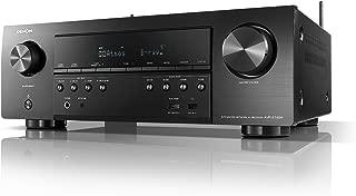 Denon AV Receivers Audio & Video Component Receiver Black (AVRS740H)