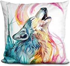 LiLiPi Call Of The Wild Decorative Accent Throw Pillow