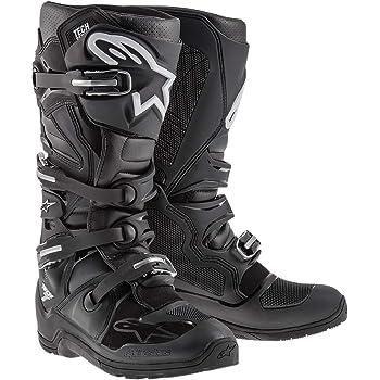 Tech 7 Enduro Motocross Boot, Black