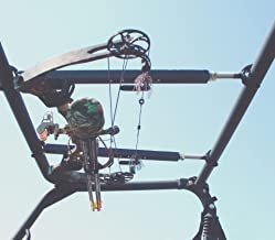Great Day Quick-Draw UTV Overhead Bow Rack with 28