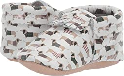 Soft Sole City Moccasins - Classy Gents (Infant/Toddler)