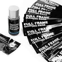 UES FFR24 Professional DSLR SLR Digital Camera CMOS and CCD Sensor Cleaning Swab Kits for Full-Frame Sensors: 14 X 24mm Full Frame Sensor Cleaning Swabs + 15ml Sensor Cleaner
