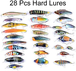 Top 10 Hard Fishing Lures of 2019 - Reviews Coach