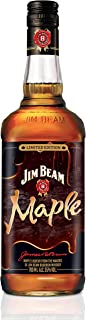 Jim Beam Maple Limited Edition Whiskey-Likör 1 x 0.7 l
