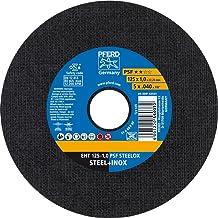 PFERD EHT1251,0A60PPSFINOX Disco abrasivo da Taglio
