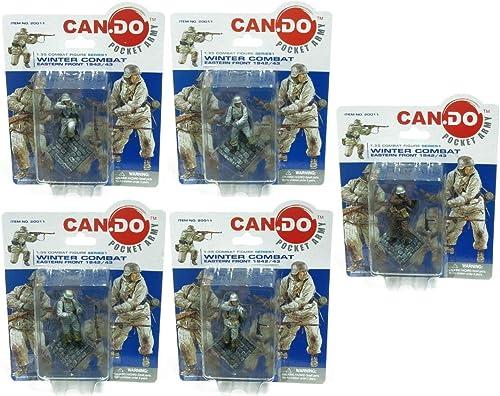 tomamos a los clientes como nuestro dios Can Do Pocket Army 1 1 1 35 Action Figure  la mejor oferta de tienda online