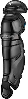 EASTON JEN SCHRO The Very Best Female Catchers Leg Guards, 2021, New Wrap Around Shin + Knee Shell for Performance When Bl...