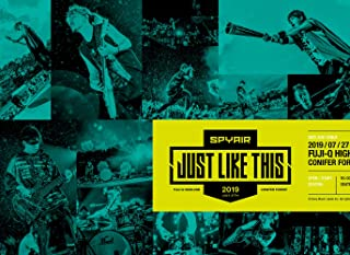 JUST LIKE THIS 2019 (完全生産限定盤) (特典なし) [Blu-ray]