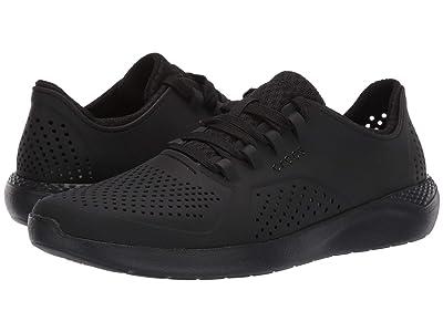 Crocs LiteRide Pacer (Black/Black) Men