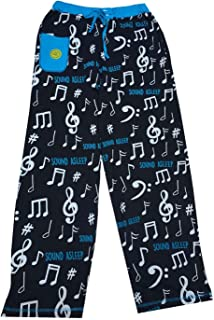 Lazy One Ladies Sound Asleep Music Note Lounge Pant