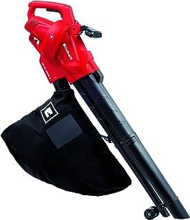 Einhell 3433300 GC-EL 2500 E-Aspirador-soplador eléctrico, saco de 40l, regulador de velocidad, 7000 - 13500 rpm, 2500 W, 230 - 240 V