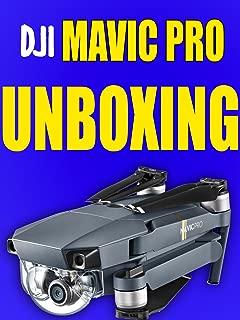 Clip: DJi Mavic Pro - UnBoxing