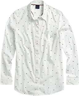 Magnetic Button Shirt Regular Fit