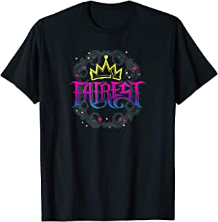 disney descendants fairest shirt