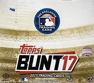2017 Topps Bunt MLB Baseball HOBBY box