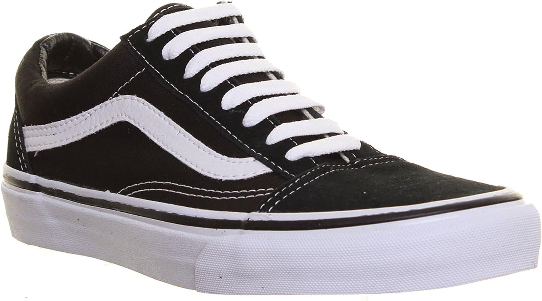 angemessenen Preis Vans Schwarz Hell Grau Herren Schuhe Mode