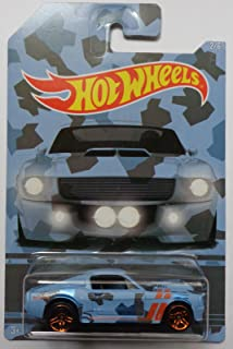 2015 Hot Wheels CAMOUFLAGE SERIES '67 Shelby GT-500 2/6 rare
