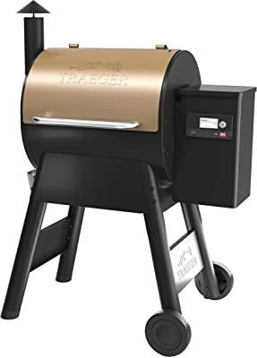 Traeger, TFB57GZEO, Pro Series 575, Grill, Smoker, Bronze