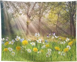 Ostern Grasland Floral, 10'x8'