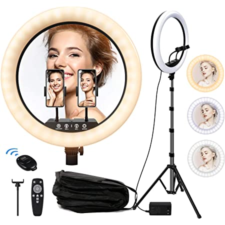 LED Ring Light Studio Photo Video Dimmable Make up Lamp ONLY LED RING