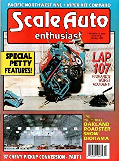 Scale Auto Enthusiast Magazine, October 1992 (No 81)