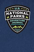 U.S. National Parks Adventure Journal & Passport Stamp Book: National Parks Map, Adventure Log, and Passport Book for Kids, Teens, Adults, and Seniors PDF