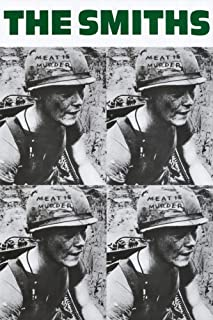 The Smiths- Meat Is Murder Poster 24 x 36in