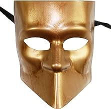 bauta masquerade mask