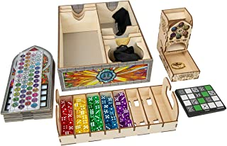 The Broken Token Sagrada Organizer