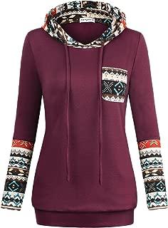 Best womens patterned hoodies Reviews
