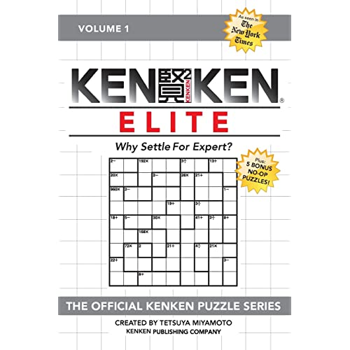 photograph about Kenken Printable named KenKen Puzzles: