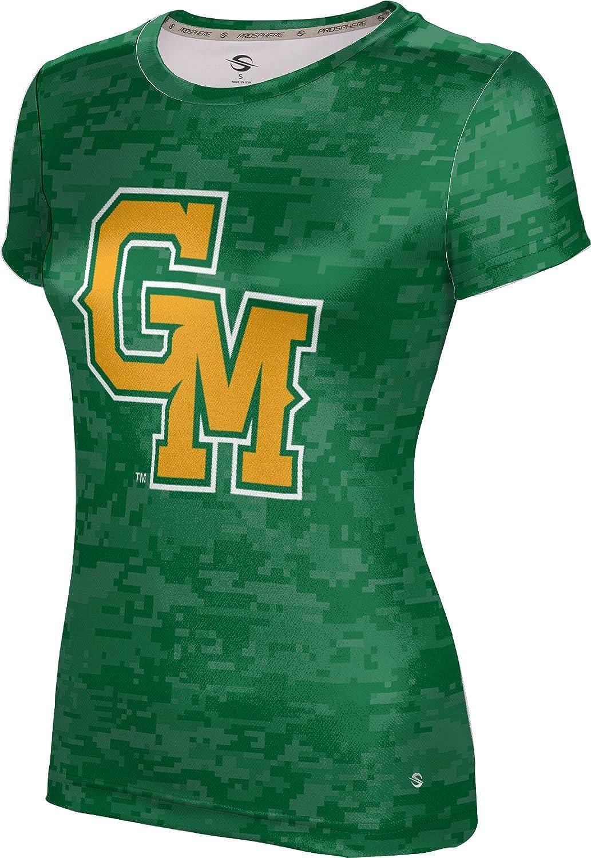 ProSphere George Mason University Girls' Performance T-Shirt (Digi Camo)