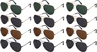 Edge I-Wear Bulk Wholesale Sunglass Top Gun Men Pilot Aviator Sunglasses Women